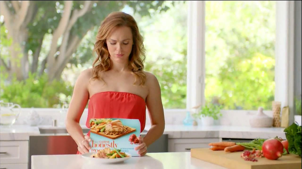 Lean Cuisine Honestly Good TV Spot, 'Au Naturel' - Screenshot 8