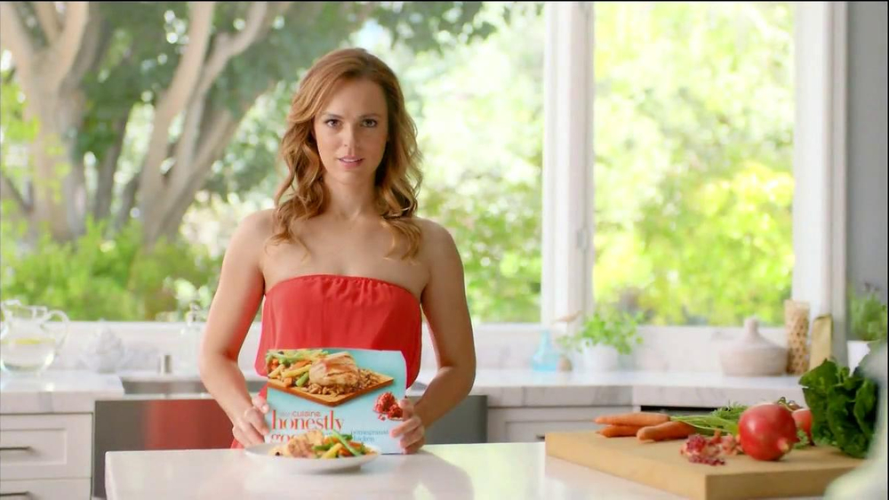 Lean Cuisine Honestly Good TV Spot, 'Au Naturel' - Screenshot 9