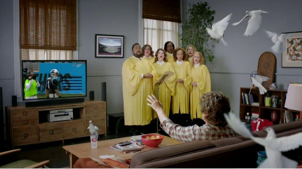 NFL Red Zone TV Spot, 'Football Heaven' - Screenshot 10