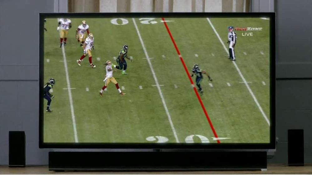 NFL Red Zone TV Spot, 'Football Heaven' - Screenshot 4