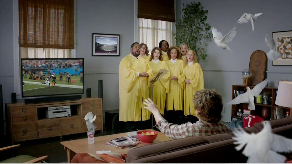 NFL Red Zone TV Spot, 'Football Heaven' - Screenshot 9