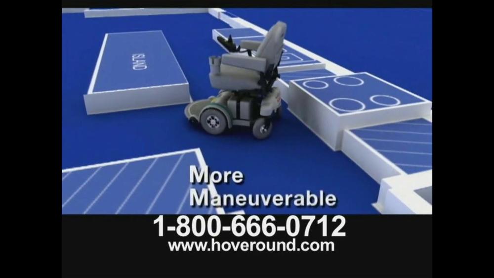 Hoveround Rental Program Tv Commercial Easy Mobility
