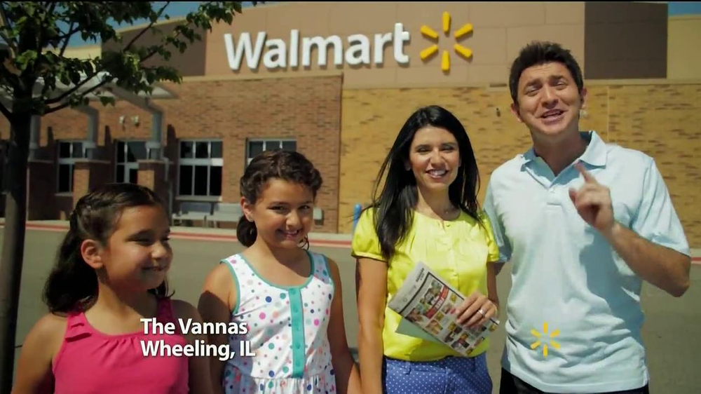 Walmart TV Spot, 'The Vannas' - Screenshot 1
