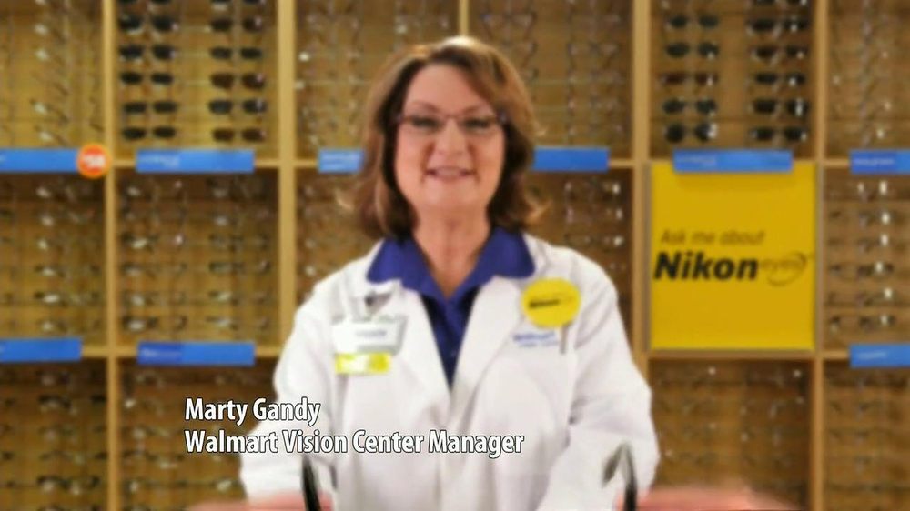 Walmart Vision Center TV Spot, 'Nikon Eyes' - Screenshot 2