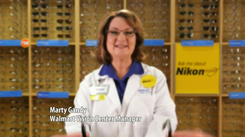 Walmart Vision Center TV Spot, 'Nikon Eyes' - Thumbnail 2