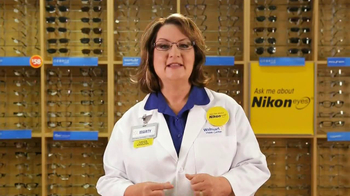 Walmart Vision Center TV Spot, 'Nikon Eyes' - Thumbnail 3
