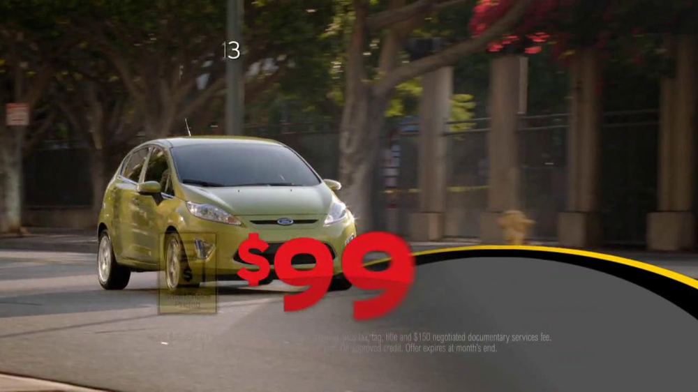 Autonation Model Year End Sales Event Tv Spot Diner