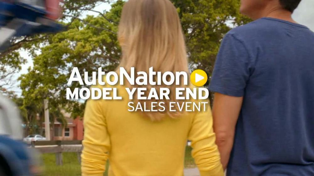 Autonation Model Year End Sales Event Tv Spot Diner