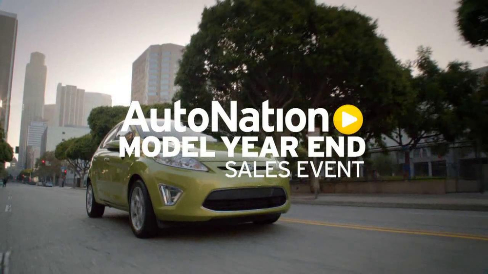 autonation model year end sales event tv spot 39 diner 39. Black Bedroom Furniture Sets. Home Design Ideas