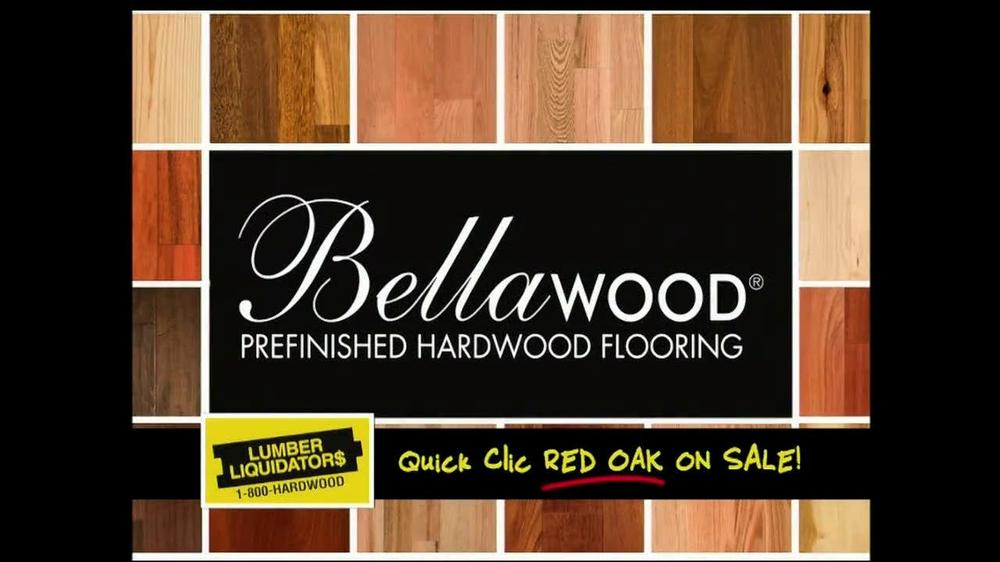 Lumber Liquidators Hardwood Flooring Sale TV Commercial ...