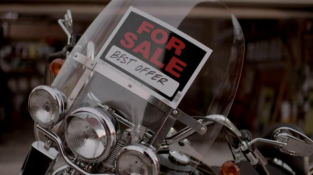 Indian Motorcycle TV Spot, 'For Sale' Song by Willie Nelson - Screenshot 9