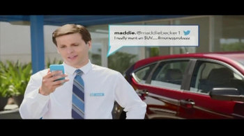 Honda Summer Clearance Event TV Spot, 'Maddie Becker Tweets'