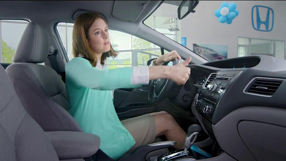 Honda Summer Clearance Event TV Commercial, 'Kasi Jackson Tweets' - iSpot.tv