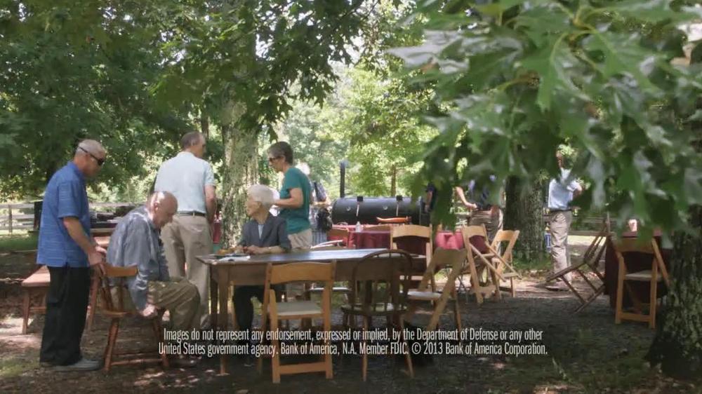Bank of America TV Spot, 'Hughes Family' Song by Lucinda Williams - Screenshot 9