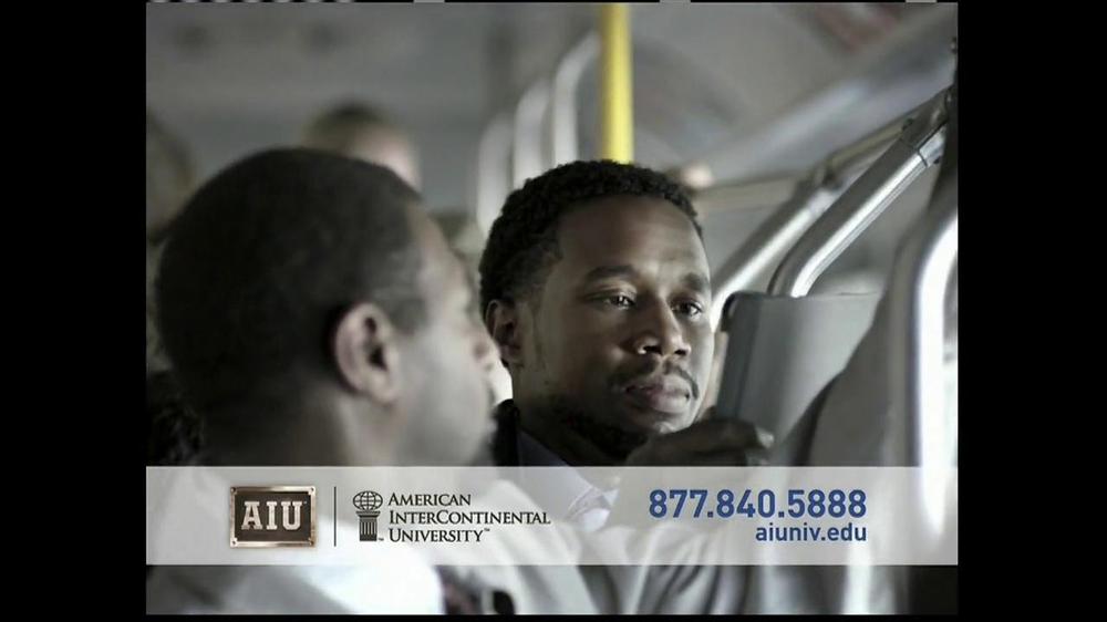 American InterContinental University  TV Spot, 'Busy Schedule'