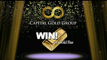 Capital Gold Group TV Spot, 'One-ounce Gold Bar' - Thumbnail 3
