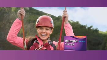 Allegra Allergy Non-Drowsy TV Spot 'Take Back Your Day' thumbnail