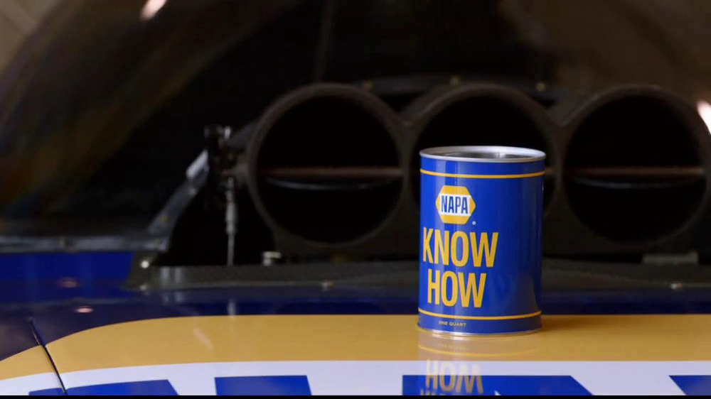 NAPA TV Spot, 'Race Car' - Screenshot 1