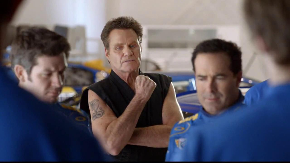 NAPA TV Spot, 'Race Car' - Screenshot 10