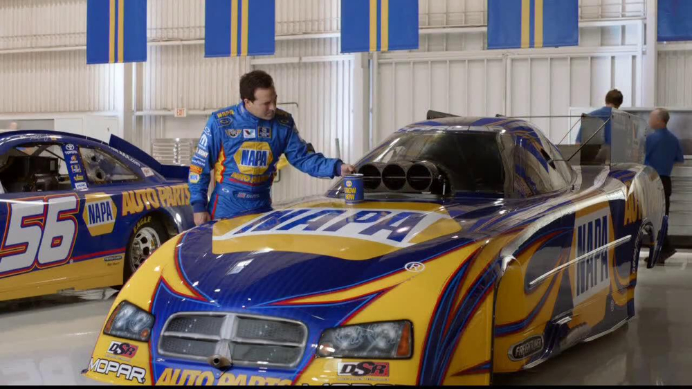 NAPA TV Spot, 'Race Car' - Screenshot 2
