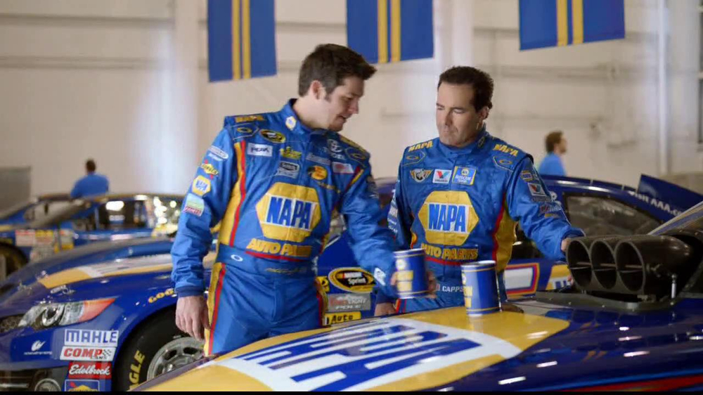 NAPA TV Spot, 'Race Car' - Screenshot 3
