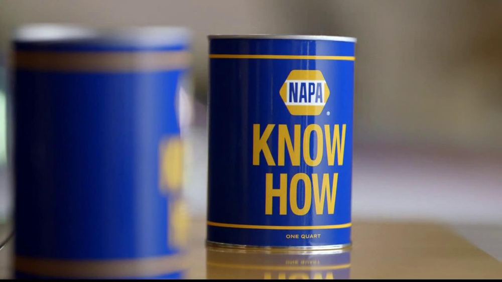 NAPA TV Spot, 'Race Car' - Screenshot 4