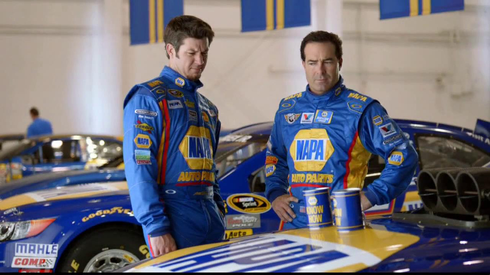 NAPA TV Spot, 'Race Car' - Screenshot 7