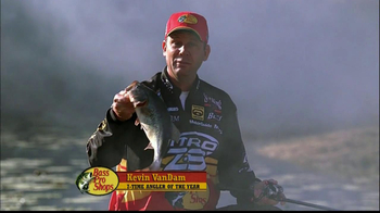Bass Pro Shops Summer Sale & Clearance Event TV Spot Featuring Kevin Vandam - 547 commercial airings