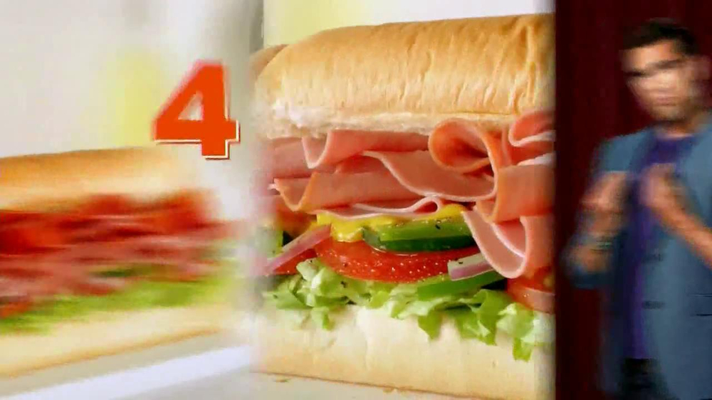 Watch video · Subway $4 Lunch TV Spot, '4 Everyone' Submissions should come only from the actors themselves, their parent/legal guardian or casting agency. Please include at least one social/website link containing a recent photo of the actor.