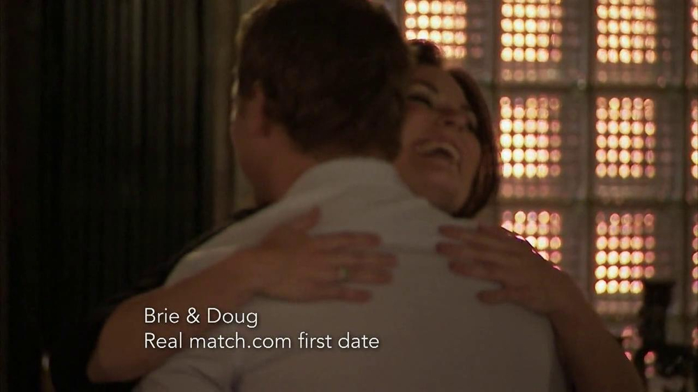 Match.com TV Spot, 'Brie & Doug' - Screenshot 2