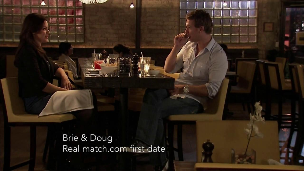 Match.com TV Spot, 'Brie & Doug' - Screenshot 4