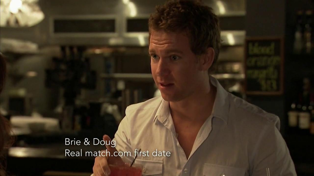 Match.com TV Spot, 'Brie & Doug' - Screenshot 7