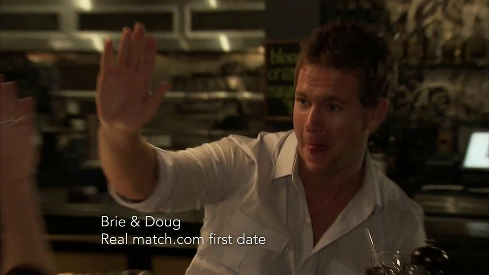 Match.com TV Spot, 'Brie & Doug' - Screenshot 8