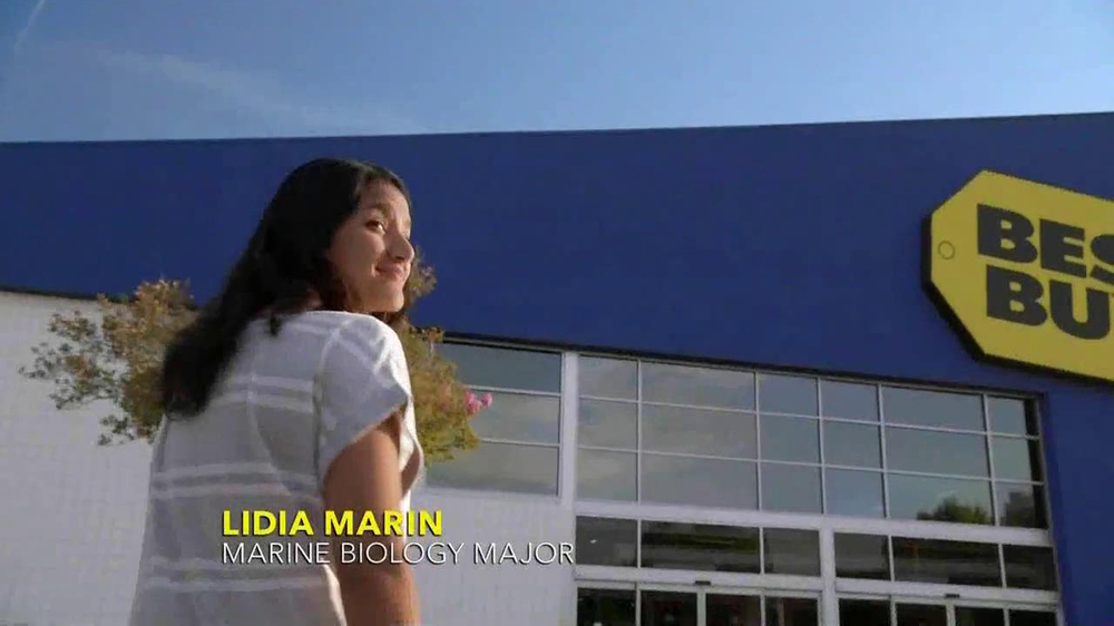 Best Buy TV Spot, 'Lidia Marin' - Screenshot 1