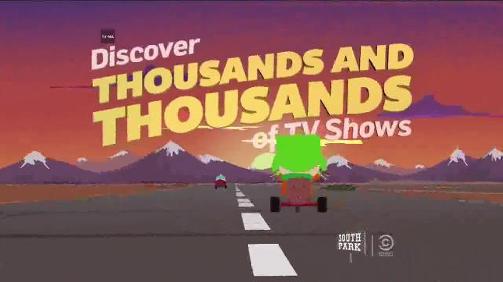 Hulu TV Commercial,