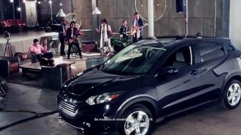 2016 Honda HR-V TV Spot, 'Música' [Spanish] thumbnail