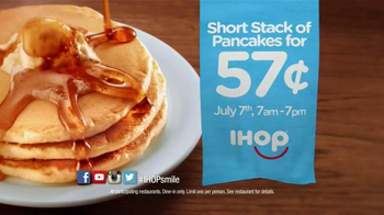 IHOP: 57th Anniversary