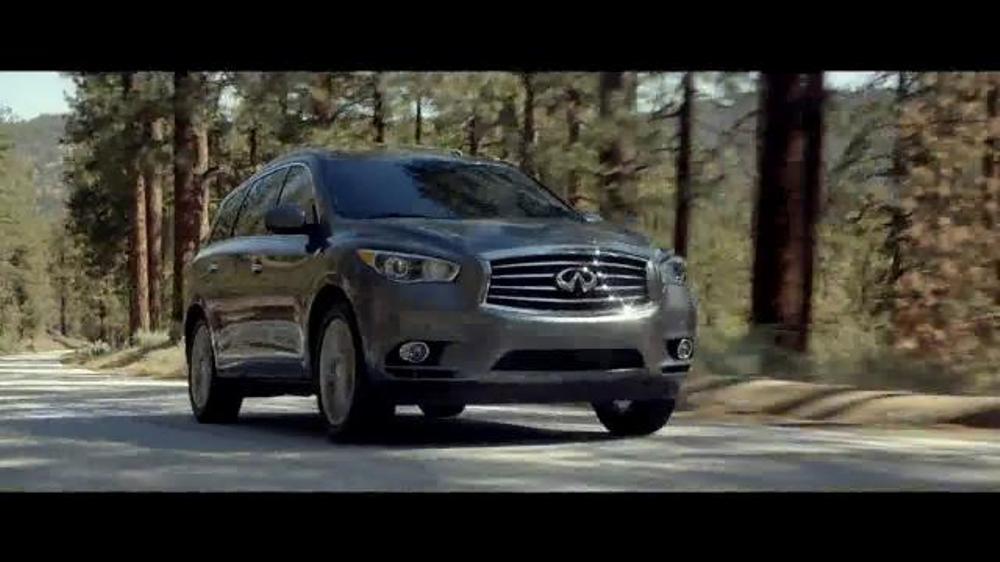 Infiniti QX60 TV Spot, 'Summer in the Driver's Seat: Summer Trips'
