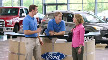 Ford Summer Sales Event TV Spot, 'Lasers or Confetti' thumbnail