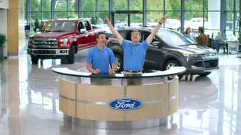 Ford Summer Sales Event TV Spot, 'Cheers for Ford' thumbnail