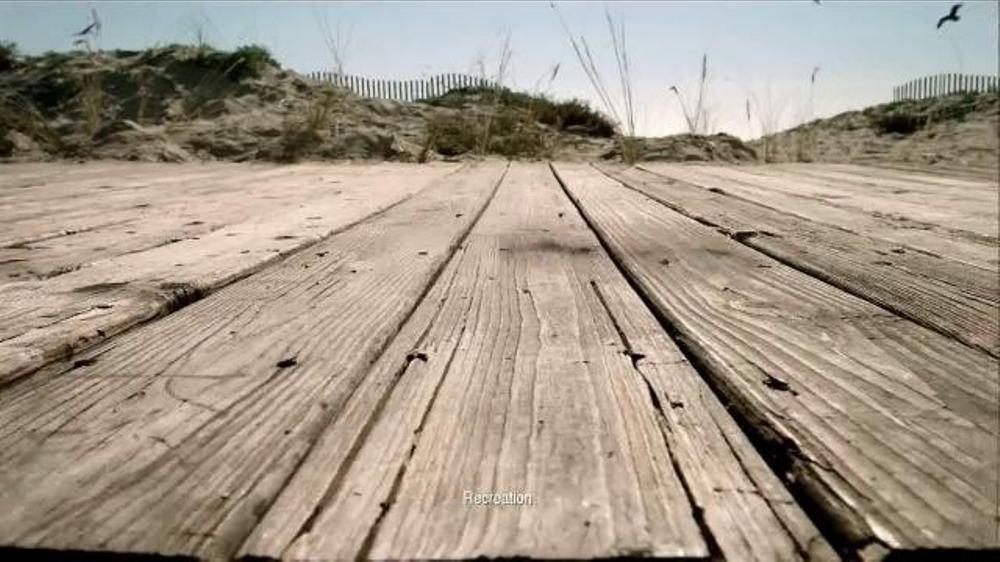 Rust-Oleum Restore 10X Advanced TV Commercial, 'Public Boardwalk ...