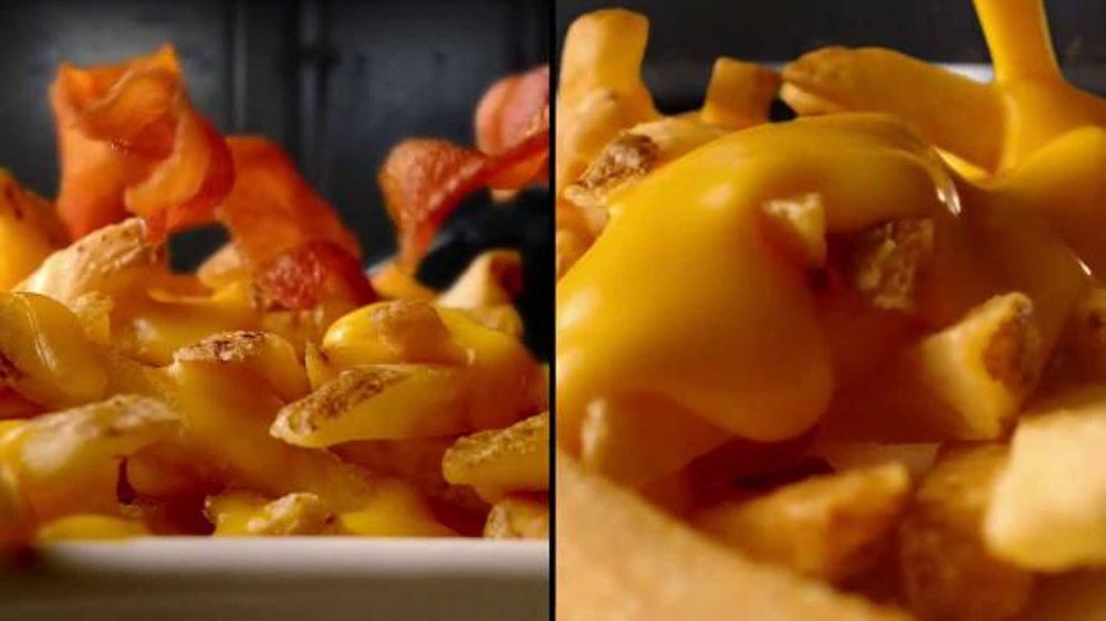 Wendy's Baconator Fries TV Spot, 'Otra dimensión' [Spanish] thumbnail
