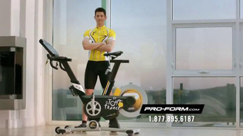Pro-Form TDF TV Spot, 'Le Tour de France'