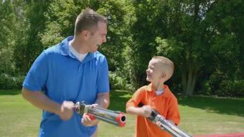 Rocket fishing rod tv spot 39 fishing fun for the kids 39 for Walmart kids fishing poles