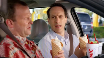 Sonic Drive-In Ice Cream Cone Day TV Spot, 'Everybody Except Bobby'