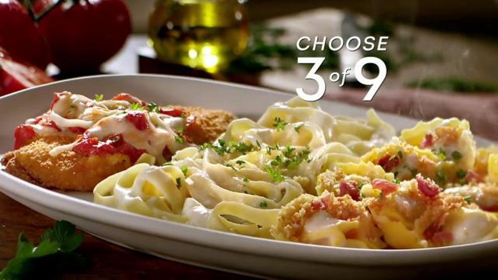 Olive Garden Create Your Own Tour Of Italy Tv Commercial 39 A First 39
