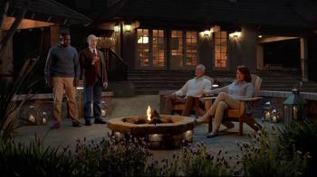 Farmers Insurance TV Spot, 'Firepit: University of Farmers' - 4592 commercial airings
