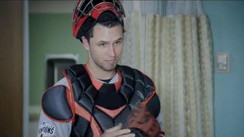 Esurance TV Spot, 'Sorta Doctor' Featuring Buster Posey
