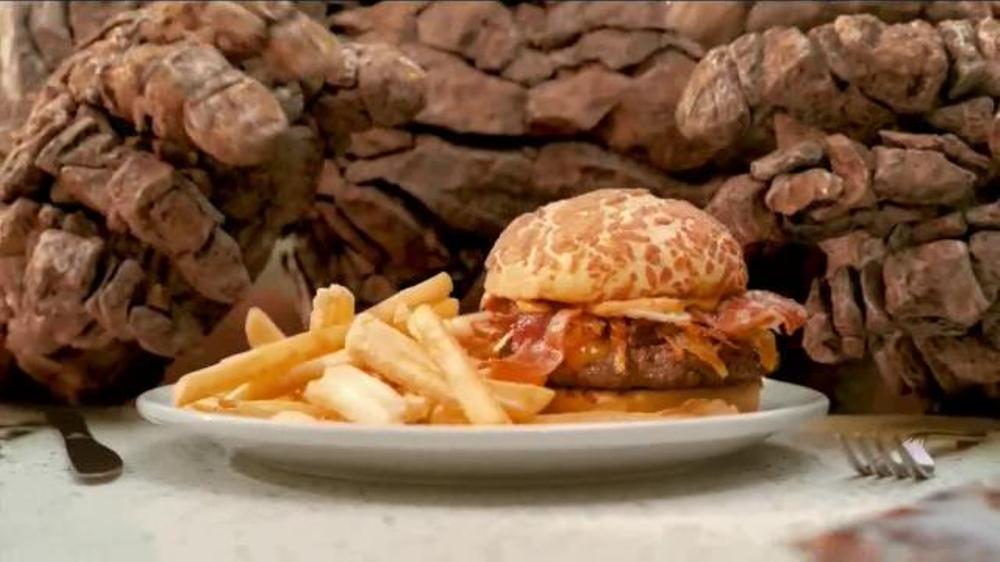 Denny's Thing Burger TV Spot, 'Fantastic Four'