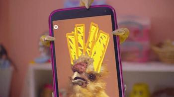 Burger King Chicken Fries TV Spot, 'Selfie' thumbnail